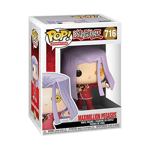 Funko Pop! Animation: Yu-Gi-Oh - Maximillion Pegasus