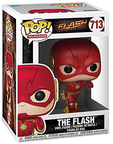 Funko Pop! DC Comics: The Flash TV Series - Flash Running