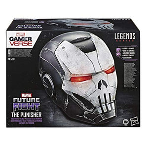Marvel Legends Series - Casco Iron Man Silver Mark II : The Punisher