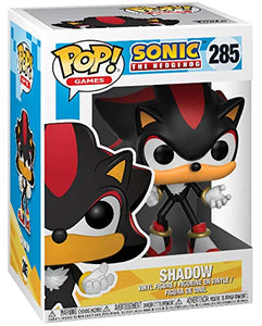 Funko Pop! Games: Sonic The Hedgehog – Shadow # 285
