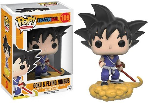 Funko Pop! Figure Anime Dragonball Z - Goku & Nimbus