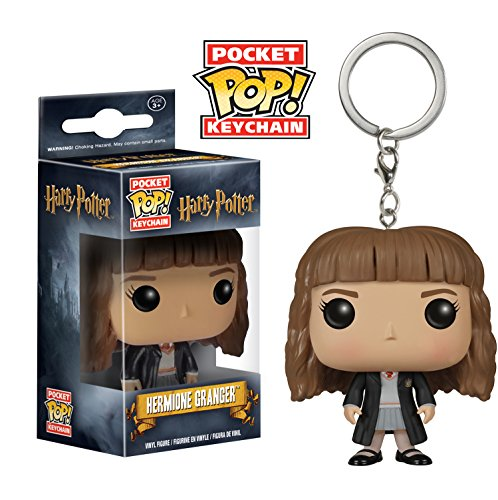 Llavero Funko Pocket Keychain Harry Potter-Hermione