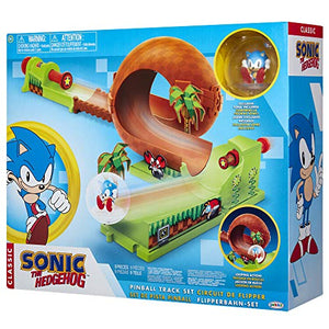 Pista De Pinball Sonic The Hedgehog  Set, 9 piezas