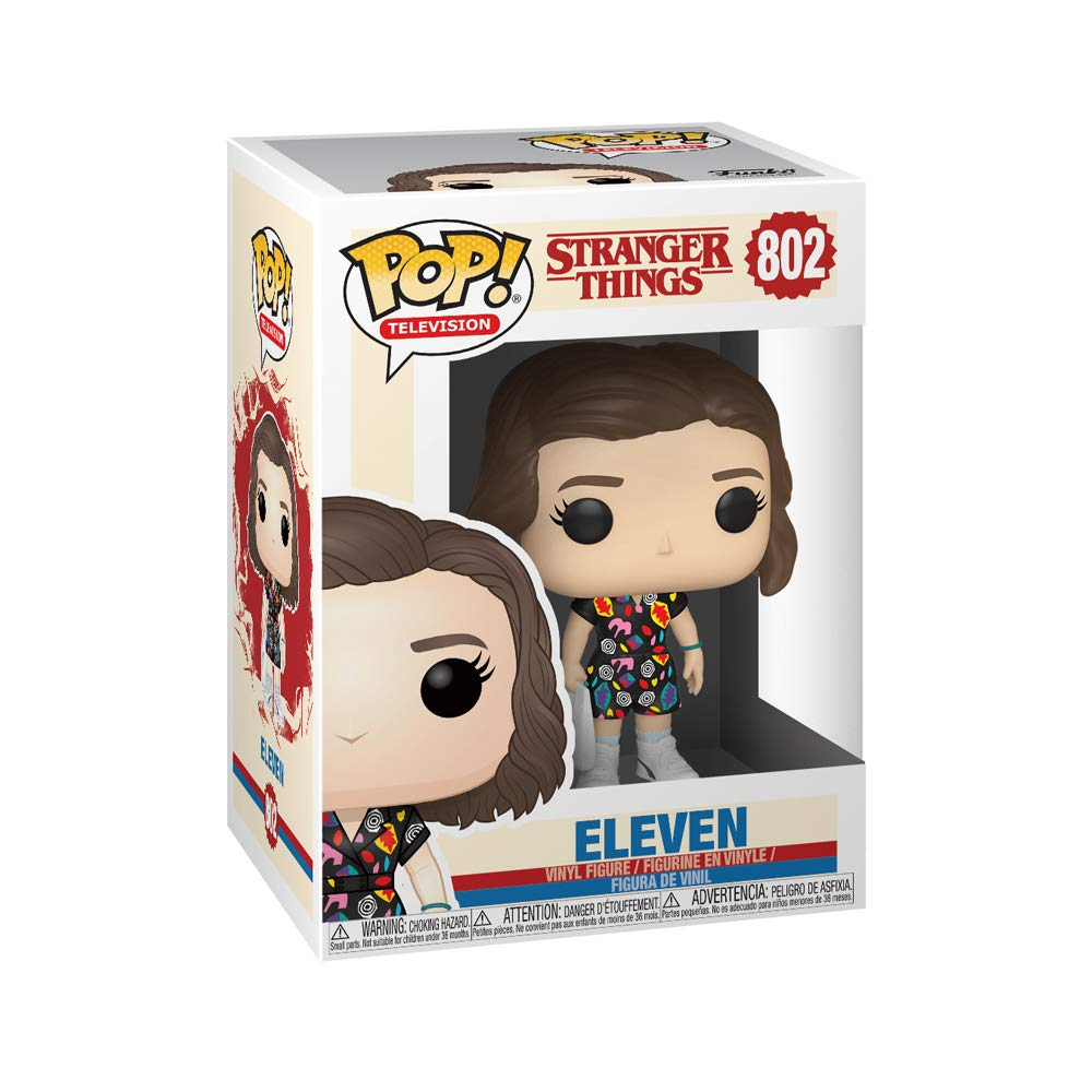 Funko Pop! Television: Stanger Things - Eleven In Mall Outfit