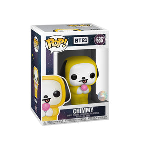 Funko Pop! Animation: BT21 - Chimmy