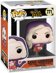 Funko Pop! Disney: Hocus Pocus- Sarah Sanderson Flying