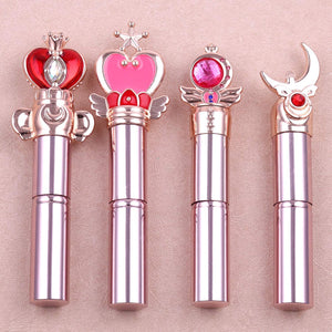 Set De Brochas De Sailor Moon (Set 4 Pzas)