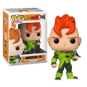 Funko Pop! Animation: Dragon Ball Z - Android 16