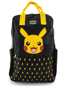 MOCHILA LOUNGEFLY  POKEMON LIGHTNING BOLT PIKACHU NYLON