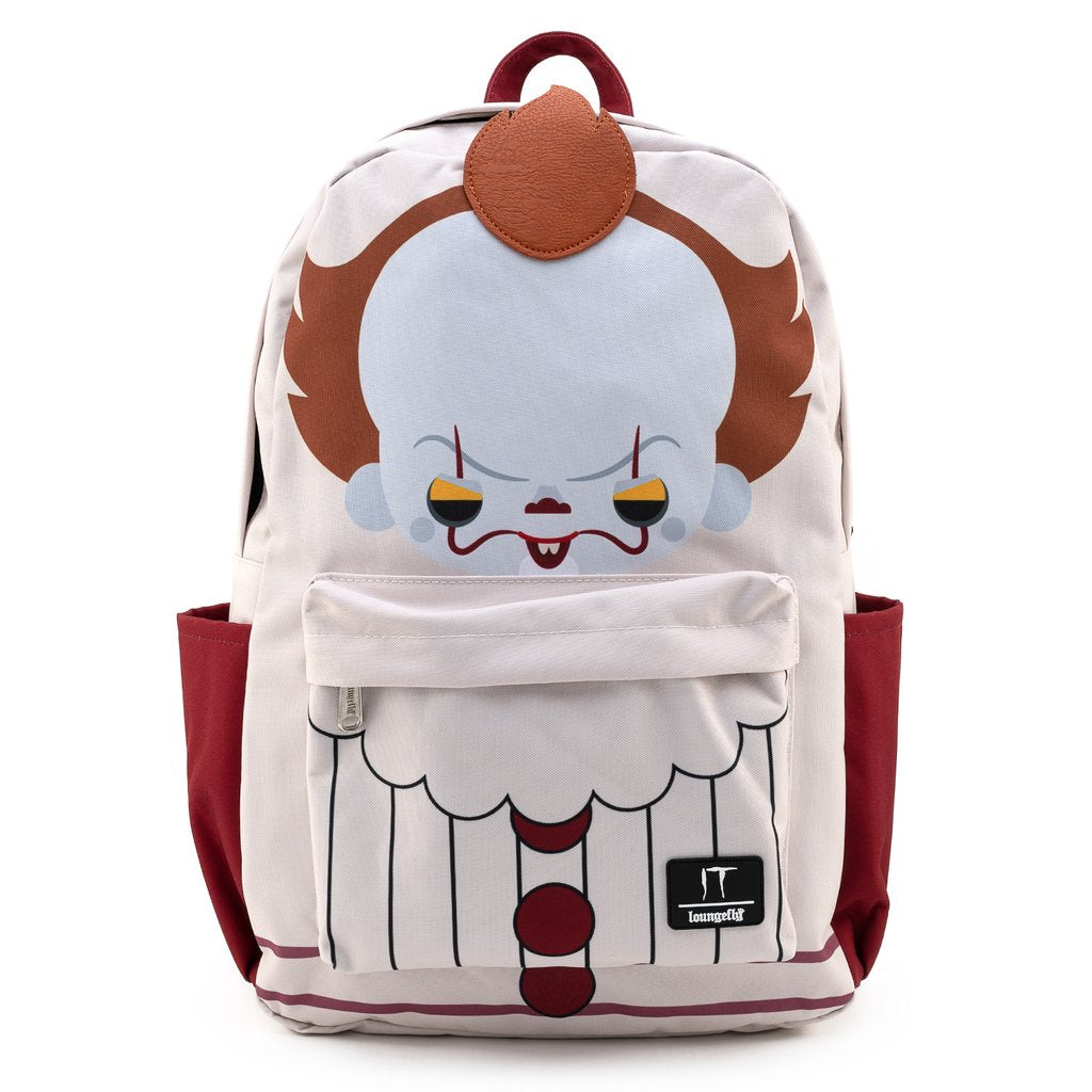 Loungefly  It Pennywise Cosplay Nylon Mochila