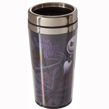 Cargar imagen en el visor de la galería, Termo de The  Nightmare Before Christmas Jack Scary Face, Multicolor, 474 ml,
