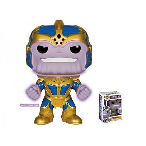 Funko Pop! Guardians of The Galaxy Thanos Pop! Glow in The Dark Standard