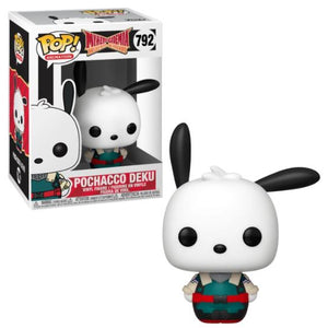 Funko Pop! Animation: Sanrio/My Hero Academia - Pochacco-Deku