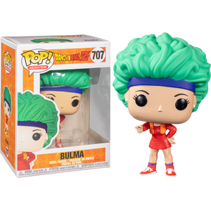 Funko Pop! Dragon Ball Z - Bulma #707