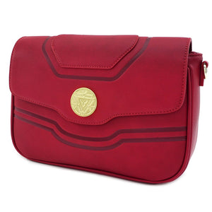 LOUNGEFLY Bolso Marvel Iron Man End Game