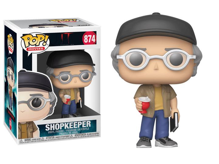 Funko - It 2 - Shop Keeper  Figurina, Multicolor
