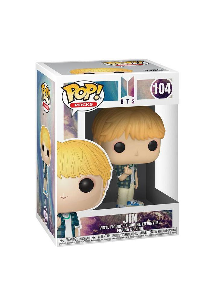 Funko Pop !Rocks: BTS - Jin
