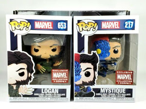Funko Marvel X-men 20th Aniversario Talla L
