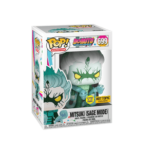 Funko Pop! Boruto Mitsuki (Sage Mode) (Glows in the Dark) #699