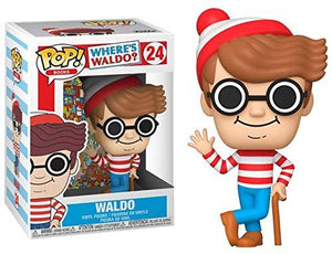 Funko Where's Waldo Pop