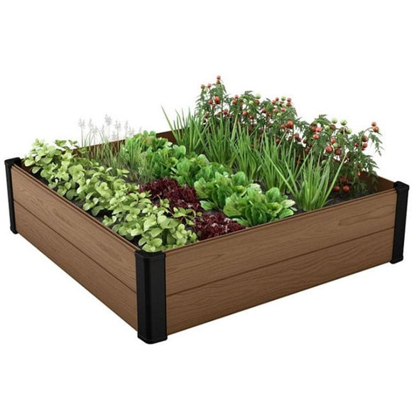 Maple Square Garden Bed