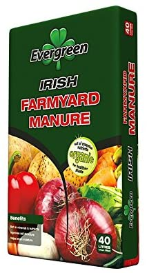 Evergreen Farmyard Manure 40L