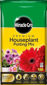 Miracle-Gro Houseplant Potting Mix 10L
