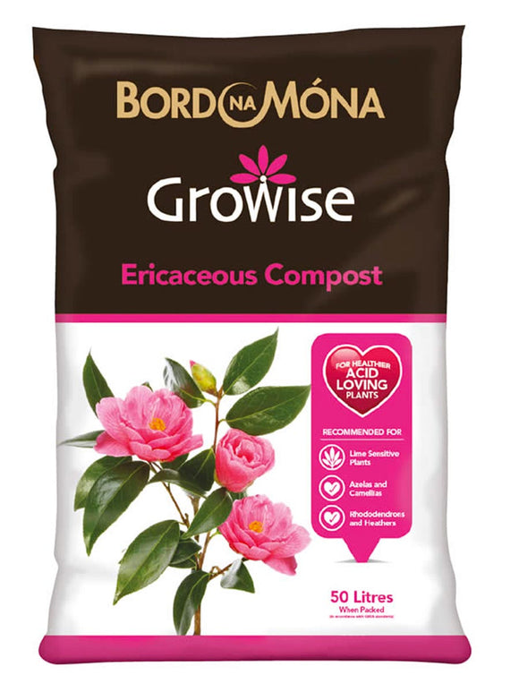 Growise Ericaceous Compost 50L