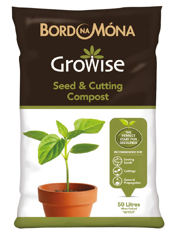 Growise Seed and Cutting Compost 20L