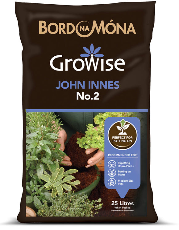 Growise John Innes No.2 25L