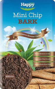 Mini Chip Bark 100L