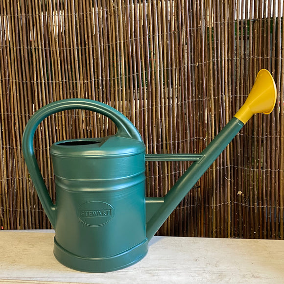 10L Antiqua Green Watering Can