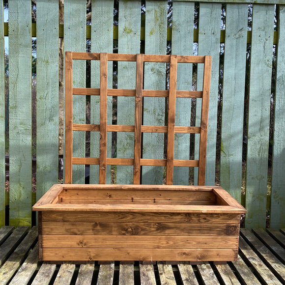 Kensington Trellis Trough - Large