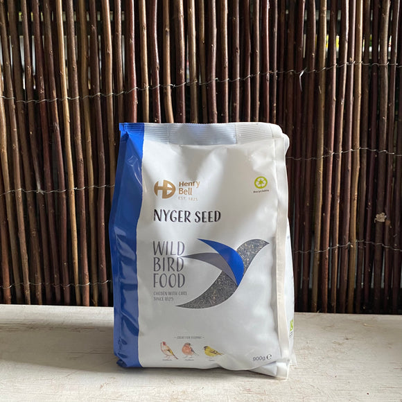Henry Bell Nyger Seeds 900g