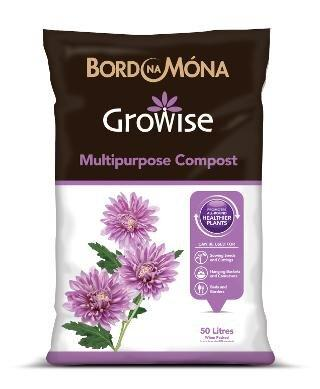 Bord Na Mona Multi Purpose Compost 50L