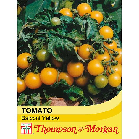 Tomato 'Balconi Yellow' Seeds