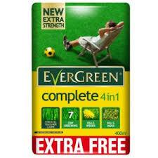 Miracle Gro Evergreen Complete 4 in 1 400m²