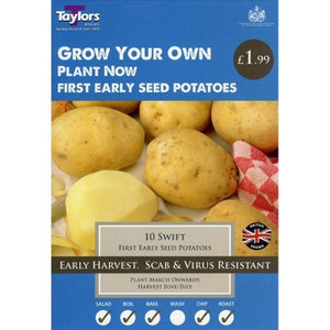 Swift - First Early Seed Potatoes