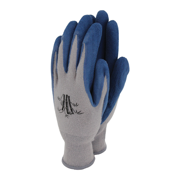 Weed Master Bamboo Gloves - Small (purple and grey)