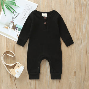 Newborn & Infant Sized Comfortable Cotton Romper Outfit