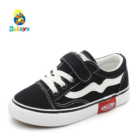 Image of Boutique Children's Canvas Shoes For Girls or Boys