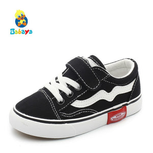 Boutique Children's Canvas Shoes For Girls or Boys