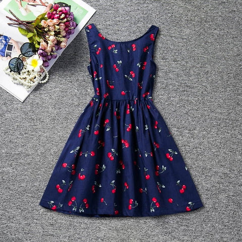 Image of Autumn Long Sleeves Toddler Baby Girl  Dress Kids Baby Girls Tutu Casaul Outfits Dots Children Clothes 1 2 3 4 5 Years Vestidos