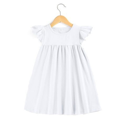 Image of Summer Style Boutique Toddler Flutter sleeve Dress