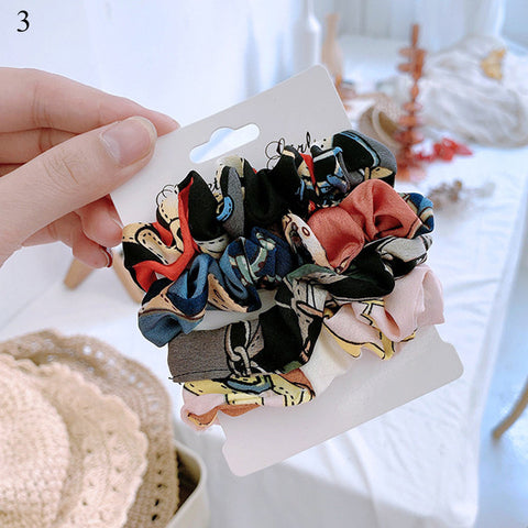 Image of Girls Hair Scrunchies
