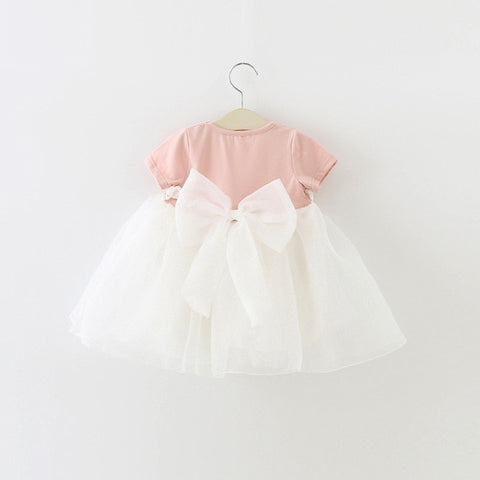 Image of Melario Baby Girl Dresses 2020 Baby Girl Birthday Party Tutu Dresses for Toddlers Princess Clothes 1 Year Girls Baptism Clothing
