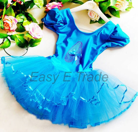 Image of Girls Ballet Dress Dance wear