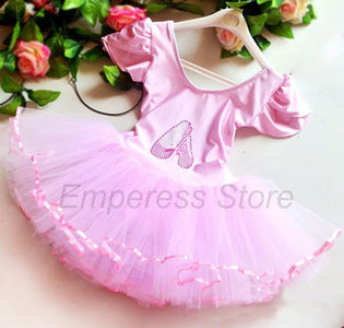Girls Ballet Dress Dance wear