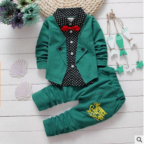 Boys Custom Boutique Sport Suits