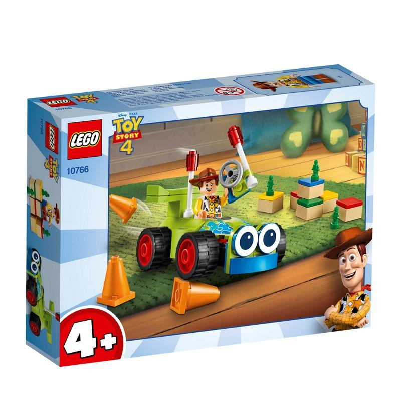 LEGO Toy Story 4 10766 Woody RC